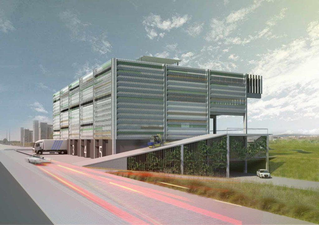 Edificio GONSI SÓCRATES. Edificio corporativo en alquiler 1 | GONSI