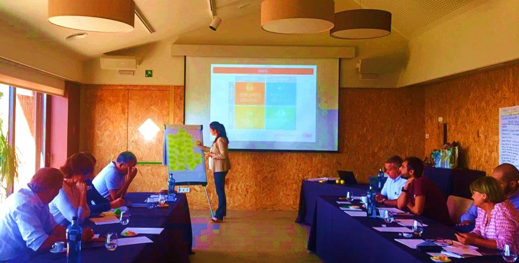 Teambuilding metodologia colaborativa | Edificio Gonsi Socrates Barcelona