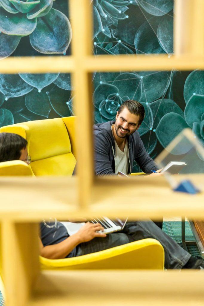 espacios de trabajo saludables | Edificio Gonsi Socrates