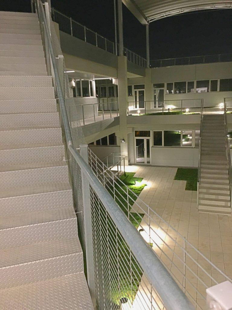 Terraza Ágora - terrazas interiores Edificio Gonsi Sócrates
