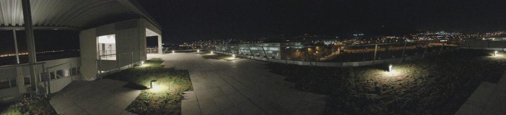 Panoramica cubierta edificio Gonsi Sócrates